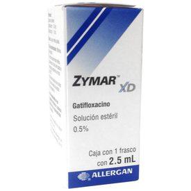 Zymar XD 2.5 ML Gotas Frasco