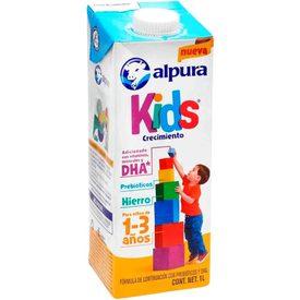 Alpura Kids en Crecimiento 1-3 años Leche Líquida