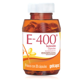 Gelcaps Vitamina E
