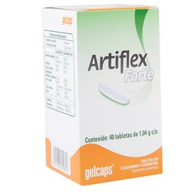 Gelcaps Artiflex forte