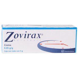 Zovirax 5 G Crema Tubo