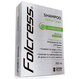 Folcress Shampoo Anticaspa