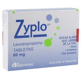 Zyplo 10 Tabletas Caja