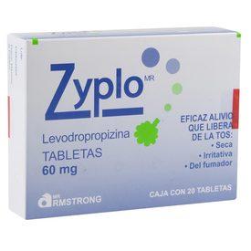 Zyplo 20 Tabletas Caja