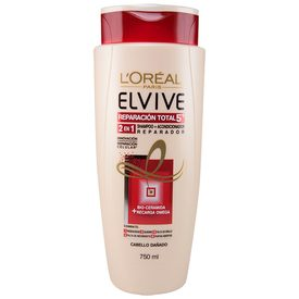 Elvive Shampoo Reparación total 5 2 en 1