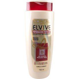 Elvive Shampoo Reparación total 5