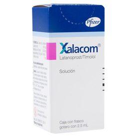 Xalacom Oftálmica 2.5 ML Solución Gotero