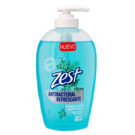 Zest Jabón líquido Aqua para manos
