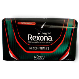 Rexona Men Jabón de tocador México Fanatics