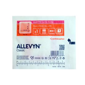 Allevyn Classic Apósito hidrocelular con bordes Adhesivos De Silicón 7.5Cmx7.5Cm