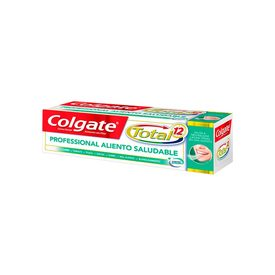 Colgate Pasta Dental Total 12 Aliento Saludable