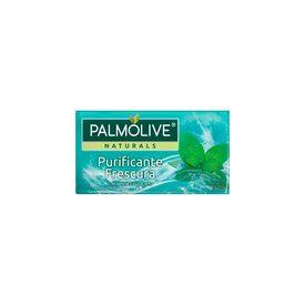 Palmolive Naturals  Purificante Frescura Jabón De Tocador Con Menta Y Eucalipto