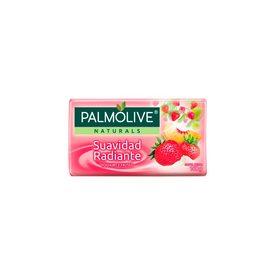 Palmolive Naturals Suavidad Radiante Jabón De Tocador Yogurth Y Frutas