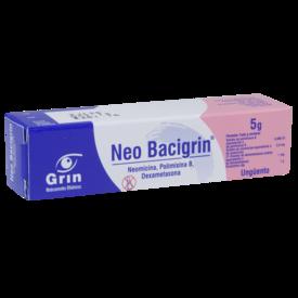 Neo-Bacigrin 5 G Ungüento Tubo