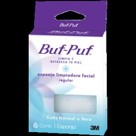Buf Puf Esponja facial Regular