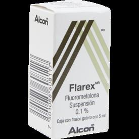 Flarex Oftálmica 5 ML Suspensión Gotero