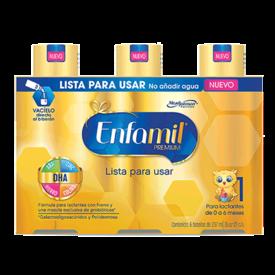 Enfamil Premium Bebible Fórmula para Lactantes Etapa 1 de 0 a 6 Meses